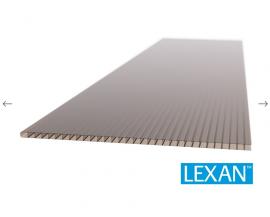 Lexan bronz / hnedé / dýmové