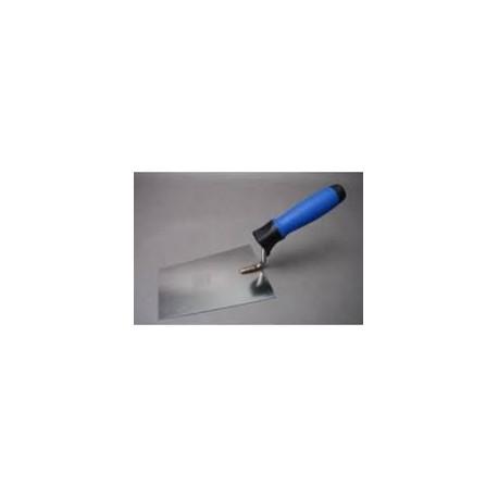 KUBALA lyžica nerezová 115x160x90 pogumovaná rúčka